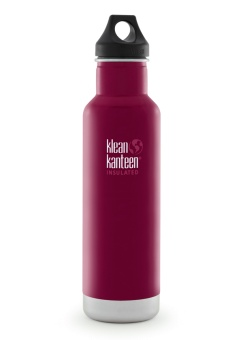 Termos Flaska 592 ml - Insulated - Beet Root - Klean Kanteen