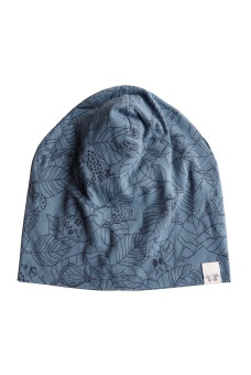 Kerstin Beanie - Sea Blue - By Heritage