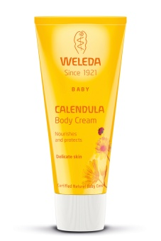BODY CREAM -  Weleda CALENDULA - 75 ml