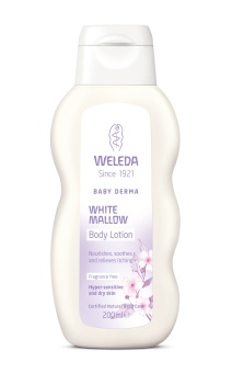 BODY LOTION - Weleda - WHITE MALLOW - 200 ml