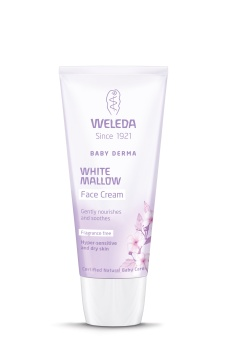 FACE CREAM - Weleda WHITE MALLOW