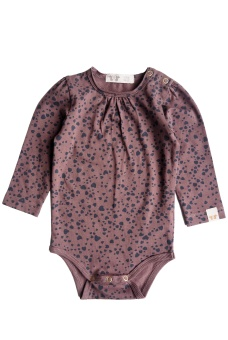Lena Body - Dark Plum - By Heritage