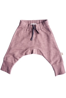 Lias Trouser - Dark Old Pink - By Heritage