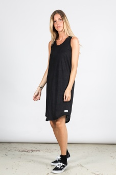 Line Dress - Black - I Dig Denim