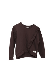 Lucy Sweater - Bordeaux - I Dig Denim