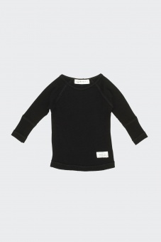 Ly Longsleeve - Black - I Dig Denim