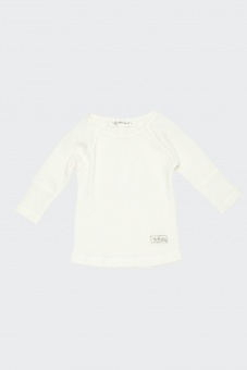 Ly Longsleeve - White - I Dig Denim