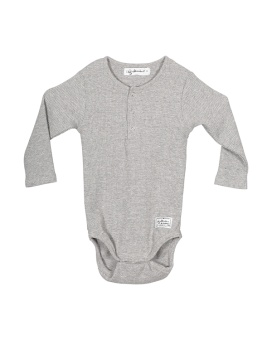 Ly Body - Grey Melange - I Dig Denim