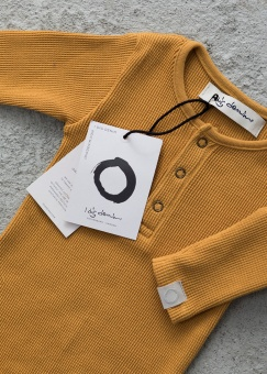 Ly Body - Yellow - I Dig Denim