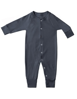 Baby Sleepsuit - Midnight Blue - The Sleepy Collection