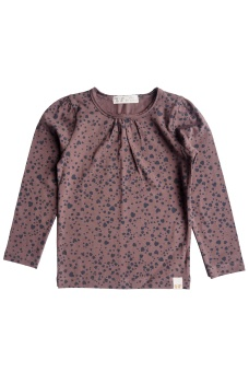 Malva Top - Dark Plum - By Heritage