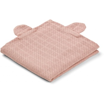 Muslin Mr Bear - Little Dot Rose - Liewood