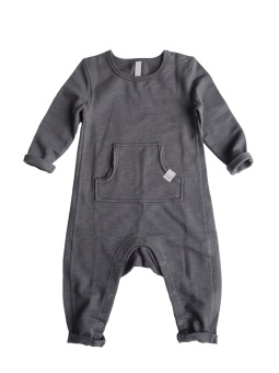 Oliver Playsuit - Granite - By Heritage