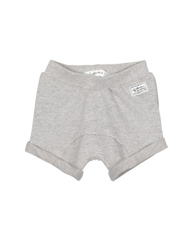 Paul Shorts - Grey Melange - I Dig Denim