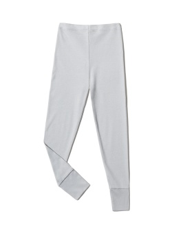 Kids Pyjamas Pants - Grey - The Sleepy Collection