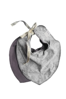 Sven Bibs - Grey - By Heritage
