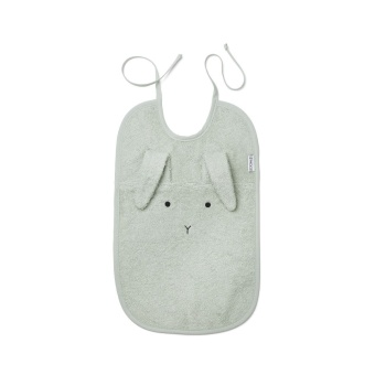 Frotté Haklapp - Rabbit Dusty Mint - Liewood