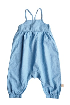 Tilda Onsie - Chambray Blue - By Heritage