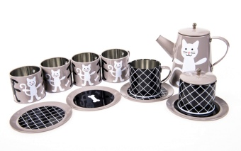 Tin Tea Set - Pelliani