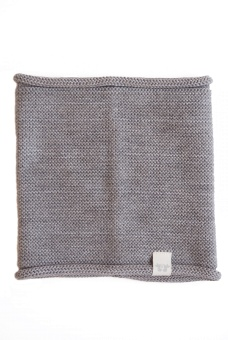 Trevor knitted neck tube - By Heritage
