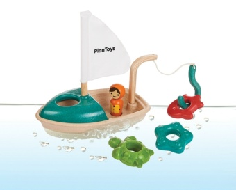 Activity Boat - Plantoys