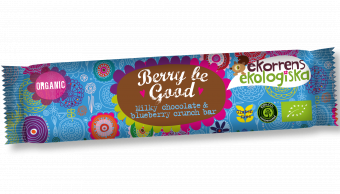 Berry BE Good - Milky Blueberry 35g - Ekorrens Ekologiska