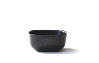 Small Bowl Gusto - Black - Biobu By Ekobo
