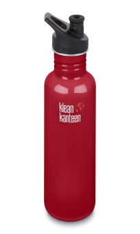 Classic 800 ml - Mineral Red - Klean Kanteen
