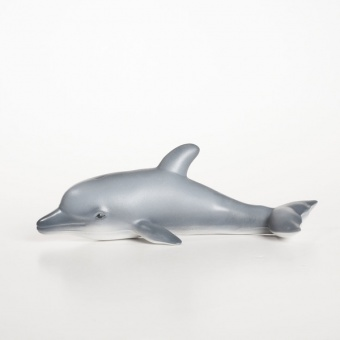 Delfin - Green Rubber Toys
