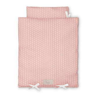 Doll`s bedding - Sashiko Blush - Cam cam