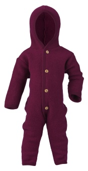 Ull fleece Overall - Engel