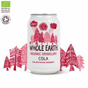 Cola - Ekologisk Läsk - Whole Earth