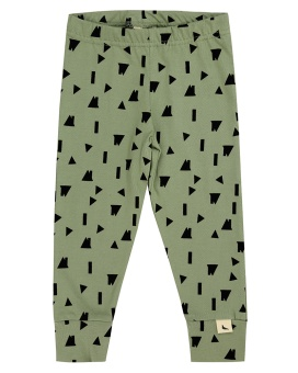 Geo Roof Leggings - Turtledove London
