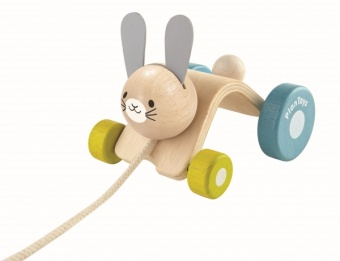Hopping Rabbit - Plantoys