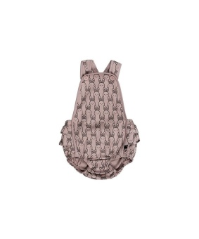 Bunny Playsuit - Huxbaby