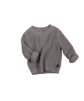 Chunky Knit Jumper - Hux Baby