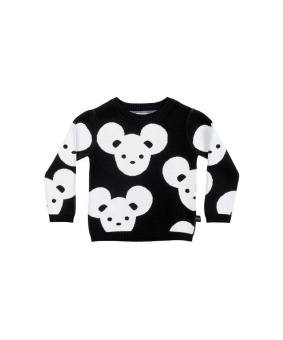 Mouse Knit Jumper - HuxBaby