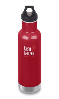 Insulated 592ml - Mineral Red - Klean Kanteen