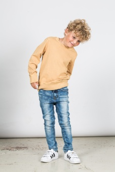 Jean Sweater - Mustard - I Dig Denim