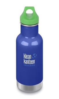 Kid Isolerad 355ml - Coastal Waters - Klean Kanteen