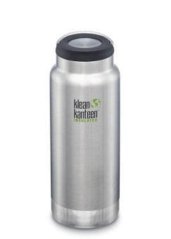 TermosTKWide 946ml - Brushes Stainless - Klean Kanteen