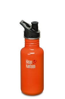 Classic 532 ml - Flame Orange - Klean Kanteen
