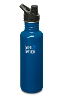Classic 800 ml - Blue Planet - Klean Kanteen