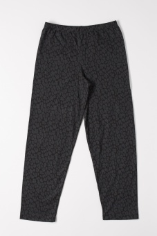 Kids Jersey Pants - Leopard - The Sleepy Collection