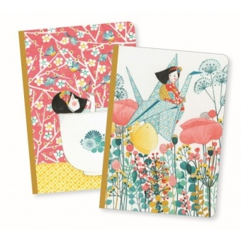 Little Notebook - Misa - Djeco Lovely Paper