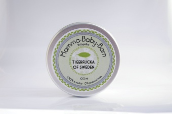Mamma/Baby/Barn Salva - 100 ml - Tigerflicka of Sweden