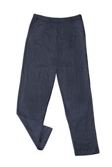 Kids Jersey Pants - Midnight Blue - The Sleepy Collection
