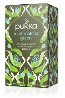 Mint Matcha Green - Pukka