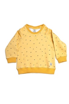 Arrows sweatshirt - Mimosa - Bumble & Bee