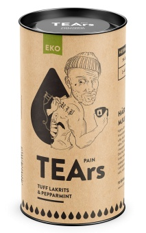 PAIN TEARS - Tuff Lakrits & Pepparmint
